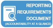 Reporting Requirements Document
