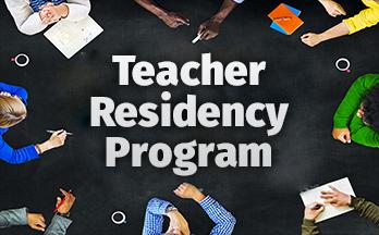 Teacher Residency PRogram