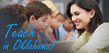 Teach in Oklahoma